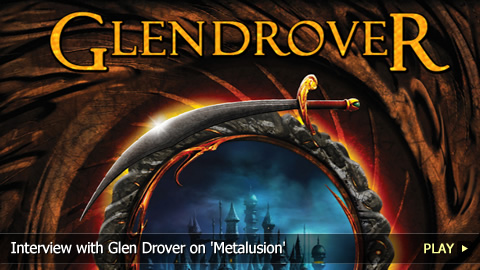 Interview with Glen Drover on 'Metalusion'