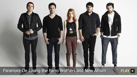 Paramore On Losing the Farro Brothers and New Album
