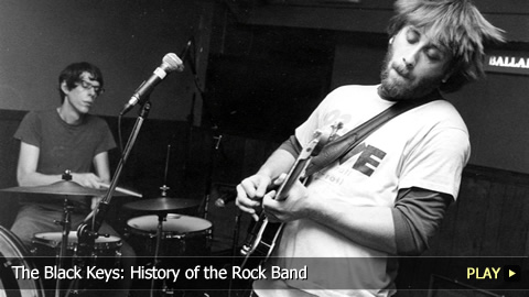 The Black Keys: History of the Rock Band