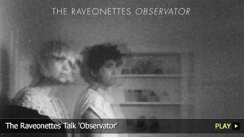 The Raveonettes Talk 'Observator'
