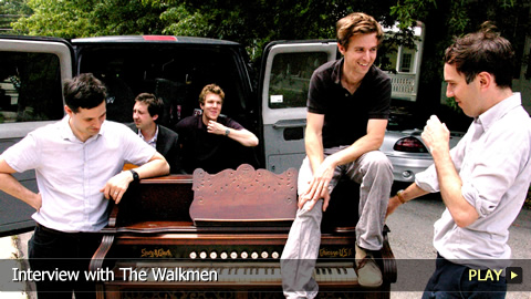 Interview with The Walkmen