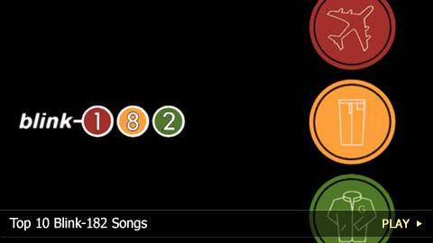 Top 10 Blink-182 Songs