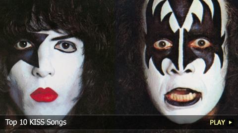 Top 10 KISS Songs