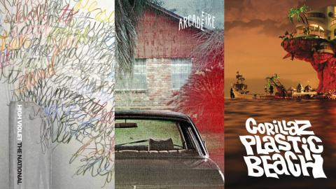 Top 10 Albums of 2010