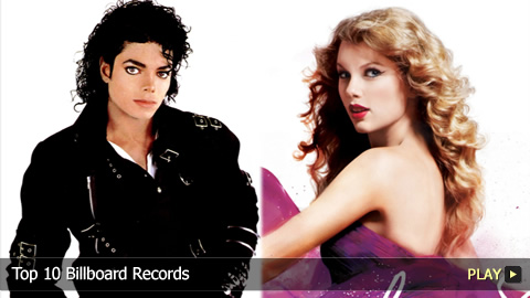 Top 10 Billboard Records