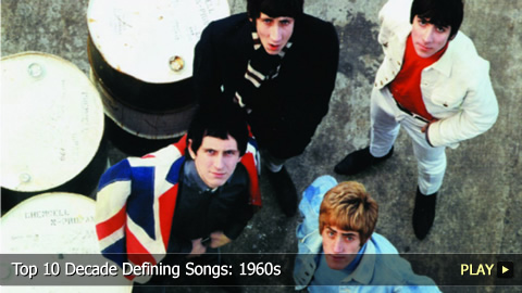 Top 10 Decade Defining Songs: 1960s