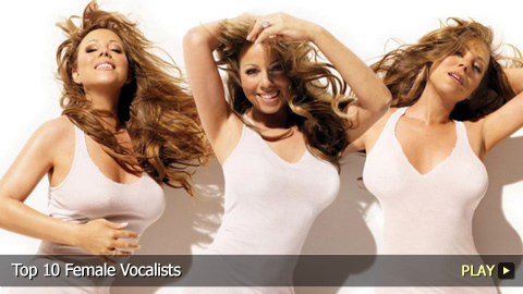 Top 10 Female Vocalists