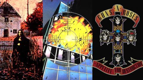 Top 10 Important Albums in Hard Rock