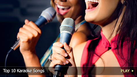 Top 10 Karaoke Songs