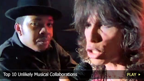 Top 10 Unlikely Musical Collaborations