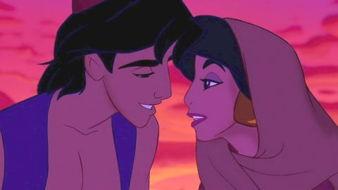 Top 10 Almost Kisses in Animated Movies
