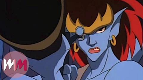 Top 10 TV Cartoon Villainesses