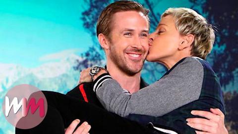 Top 10 Ellen Guests