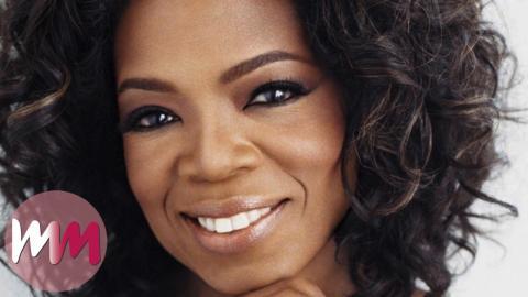 Top 10 Most Memorable Oprah Winfrey Moments