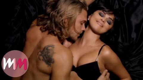 Top 10 Steamiest Music Videos