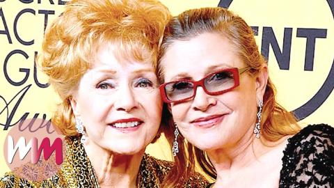 Top 10 Celebrity Mother-Daughter Pairs