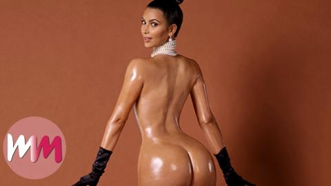Top 10 Celebrity Pictures That Broke the Internet