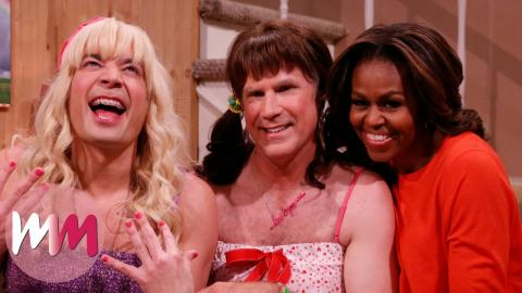 Top 10 Coolest Michelle Obama Moments