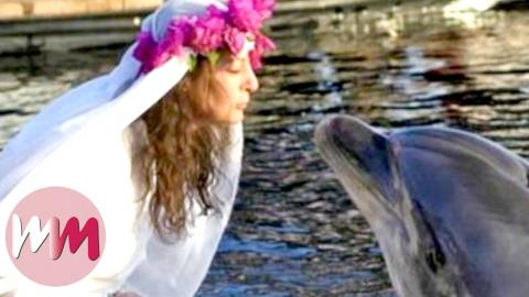 Top 10 Most Unusual Weddings Ever