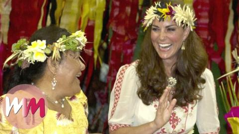 Top 10 Reasons We Love Kate Middleton