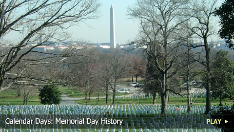 Calendar Days: Memorial Day History