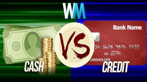 Cash vs. Credit: How Do YOU Pay?