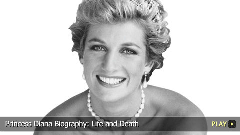 Princess Diana Biography: Life and Death