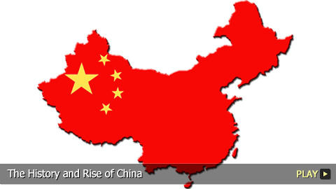The History and Rise of China