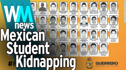 Top 10 Mexican Mass Student Kidnapping Facts - WMNews Ep. 9