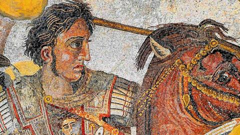 Top 10 Alexander The Great Facts