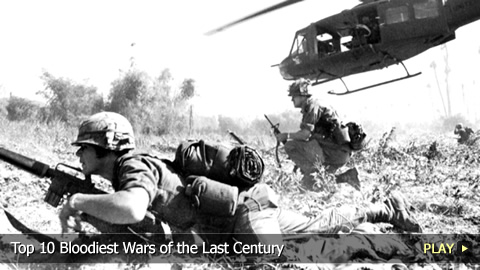 Top 10 Bloodiest Wars of the Last Century