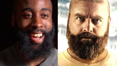Top 10 Celebrity Beards