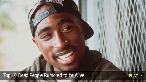 Top 10 Dead People Rumored to be Alive