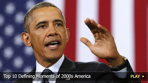 Top 10 Defining Moments of 2000s America
