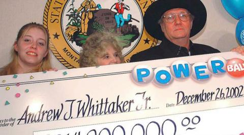 Top 10 Dumbest Lottery Winners