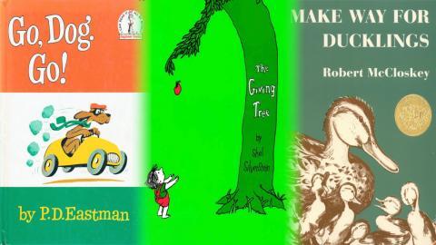 Top 10 Illustrated Children's Books
