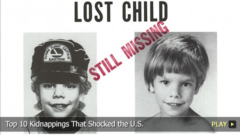 Top 10 Kidnappings That Shocked the U.S.