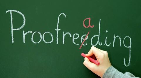 Top 10 Misspelled Words
