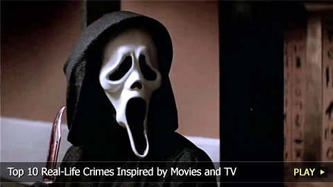 Top 10 Real-Life Crimes Inspired by Movies and TV