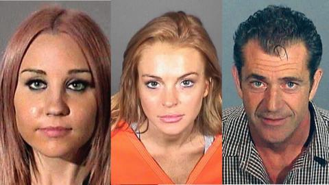 Top 10 Scandalous Celebrity DUIs