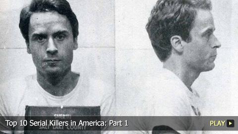 Top 10 Infamous Serial Killers in America: Part 1