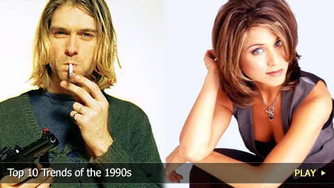 Top 10 Trends of the 1990s