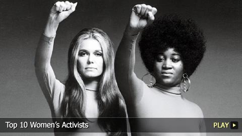 Top 10 Women's Activists