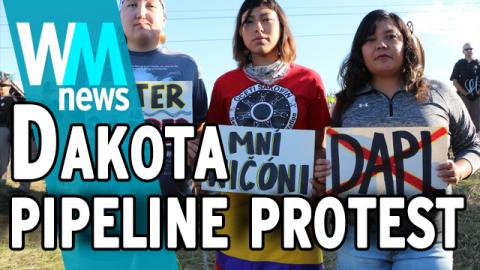 Dakota Pipeline Protest Crackdown! 5 Need to Know Facts!
