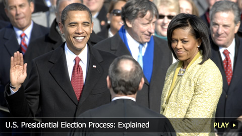 U.S. Presidential Election Process: Explained