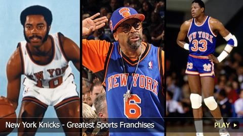 New York Knicks - Greatest Sports Franchises