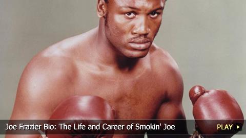 Joe Frazier Bio: The Life and Career of Smokin' Joe