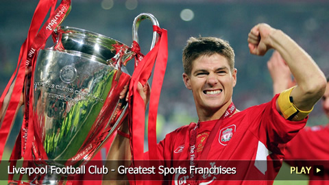 Liverpool Football Club - Greatest Sports Franchises