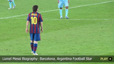 Lionel Messi Biography: Barcelona, Argentina Football Star