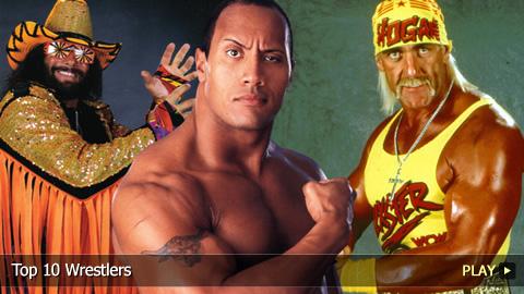 Top 10 Wrestlers